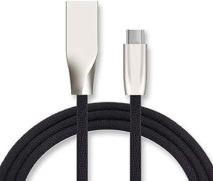 Cable de Carga rápida Tipo C para Motorola Moto G7 Plus Smartphone ...