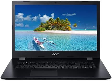 Acer Aspire Laptop, 17.3″ HD+ Screen, Intel Core i5-1035G1 Processor 1.0GHz to 3.6GHz, 12GB RAM, 512GB PCIe SSD, DVD-RW, Wireless-AC, Bluetooth, Windows 10 Home, Black