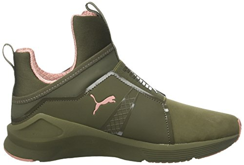 Naturals Puma Sportive Beige olive Scarpe Fierce cameo Indoor Night Nbk Brown Donna aEFHqrEn