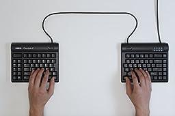 Kinesis Freestyle2 Ergonomic Keyboard for PC (20\
