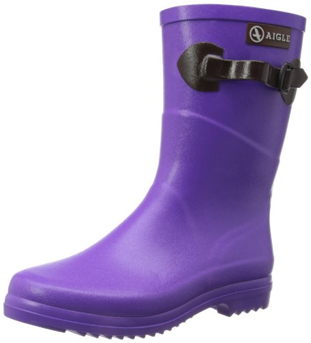 Aigle Chanteboot Pop, Botas mujer Morado - violeta