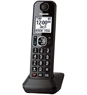 DECT 6.0 Cordless Phone System KX-TGD223B Panasonic KX-TGD223N Black