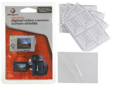 Targus Digital Camera Video - Targus Digital Universal Size Screen Protector (TG-RSSP)