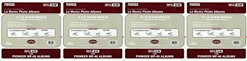 (Pioneer 46MP Photo Albums Memo Pocket Album Refill)
