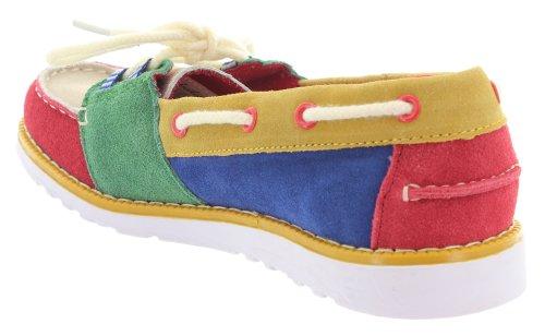 pour femme Brakeburn ville de Chaussures Multicolore Multicoloured à lacets rXXqYAR