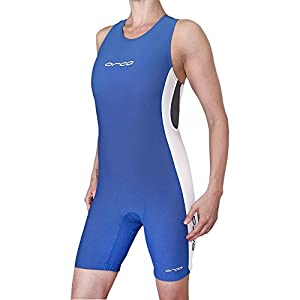 ORCA Women's Race Tri Suit w/Internal Support Bra & Pockets W1505