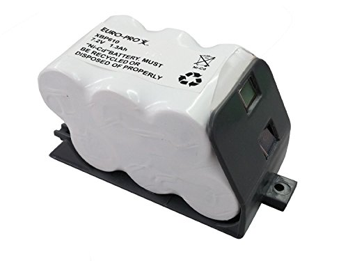 Euro-Pro Shark Vacuum Battery Pack, XBP610 (Shark Euro Pro Parts)
