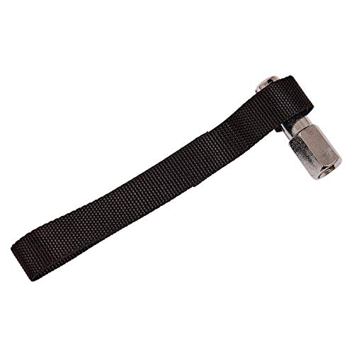 Amtech J1000 1/2-inch Oil Filter Wrench with Strap