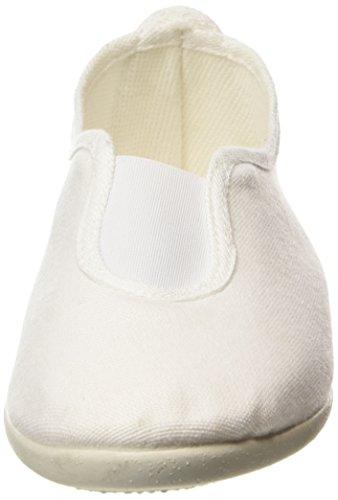 Sevilla Pique Liso - Zapatillas unisex Blanco