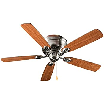 Hyperikon Indoor Ceiling Fan With Pull Chain 42 Inch