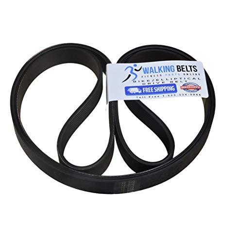 WALKINGBELTS Walking Belts LLC - Golds Gym GG Stride Trainer 350 Elliptical Drive Belt GGEL629130 / GGEL62913.0