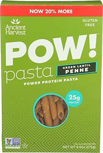 Ancient Harvest, Pasta Penne Green Lentil Quinoa, 9.6 Ounce