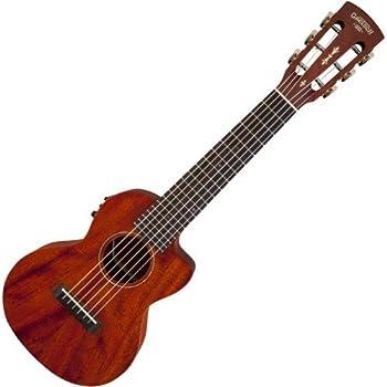 Amazon gretsch g9126 guitar ukulele musical instruments gretsch guitars g9126 ace guitar acoustic electric ukulele with gig bag sciox Images