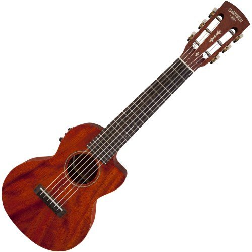 Gretsch Guitars G9126-A.C.E. Guitar Acoustic-Electric Ukulele with Gig Bag (Gretsch Solid Guitar)