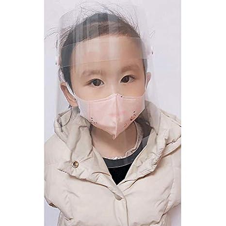 None Qiao Y M/áScara De Protecci/óN Facial Completa Anti-Vaho Cocina De Protecci/óN Facial para Adultos Campana Anti-Pantalla