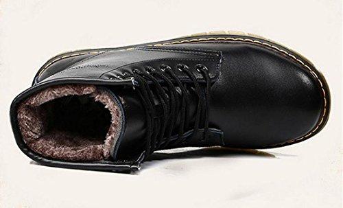 Ankle Boots Assorted Samt Stiefel Schwarzer Blockabsatz Eye Wohnung Damen 8 Farben Martins fgxHqBq