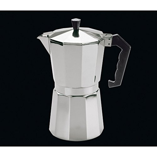Cilio Premium Classico - Stove Top Espresso Coffee Maker - Induction Compatible - Aluminium ...