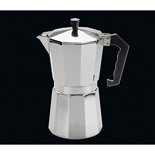 Cilio Premium Classico - Stove Top Espresso Coffee Maker - Induction Compatible - Aluminium ...