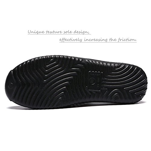 Beach Mens Garden Shoes Drying Sandals Black Mesh BARKOR Women's Clog Summer Walking Quick Shoes wqPaIEX