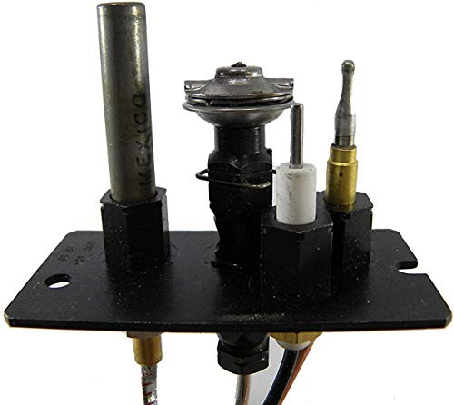 Sit Top Mount Fireplace Pilot Assembly Natural Gas (Assembly Natural)