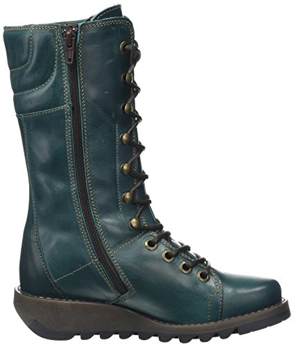para Petrol Ster768fly Botas Mujer Verde London Fly pY84xTq