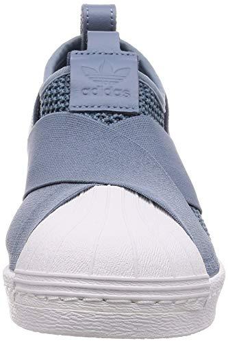Adidas De Femme Superstar Chaussures On grinat W Gris ftwbla Gymnastique 0 Slip grinat XwqASrX