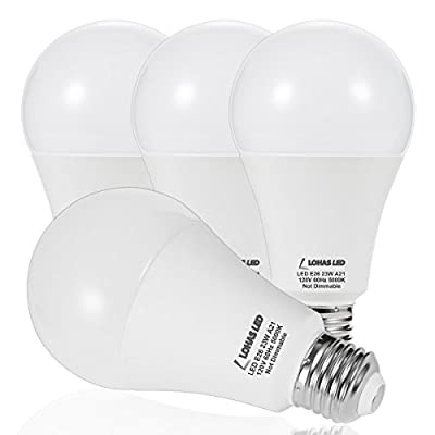 LOHAS LED Bulbs,E26 Medium Base,Home Lighting,3000K/5000K