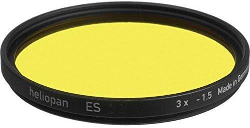 Heliopan 46 Mm Medium Yellow Filter Kamera
