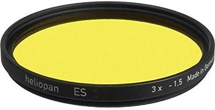 705203 Heliopan 52mm Medium Yellow Filter