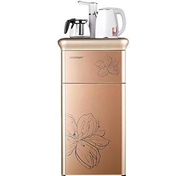 Dispensador de agua de ahorro de energía Full Tea Bar Inicio Máquina vertical de agua Caliente y fría Intelligent-X: Amazon.es: Hogar