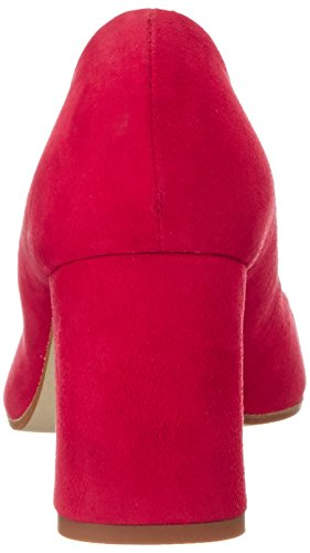Tacón P3119 Gil Mujer Rojo Zapatos Para azalea Cerrada Paco Con Punta De dI5xISwA