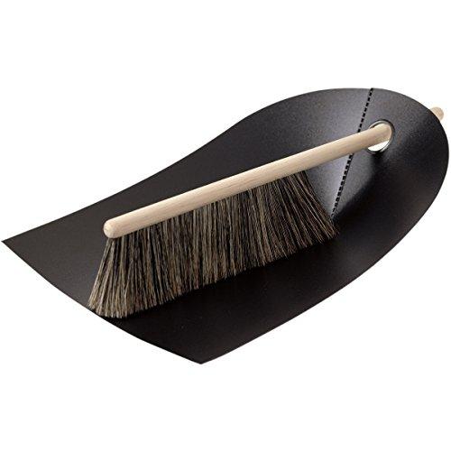 Dustpan and Broom in Black (Normann Copenhagen Broom compare prices)