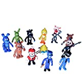 Max Fun Freddy's Action Figures Toys Cake Toppers