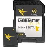 Humminbird Lakemaster+ Maps, Minnesota V3