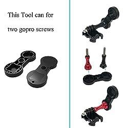 Black Pro Basic Common Outdoor Sports Kit For Gopro Hero 6 Gopro Fusionhero 5session5 4 3+ 3 2 1 Sj4000 5000 6000 Akaso Apeman Dbpower & Sony Sports Dv & More 7