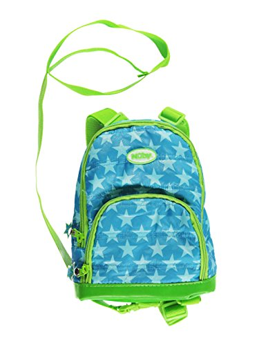 3a1e60aed7 Nuby Quilted Baby Backpack with Safety Harness