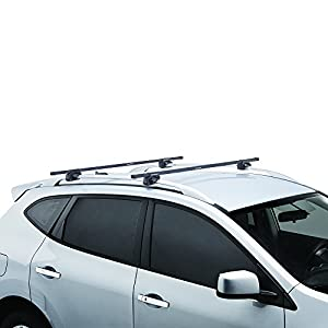 SportRack SR1009 Complete Roof Rack System, Black