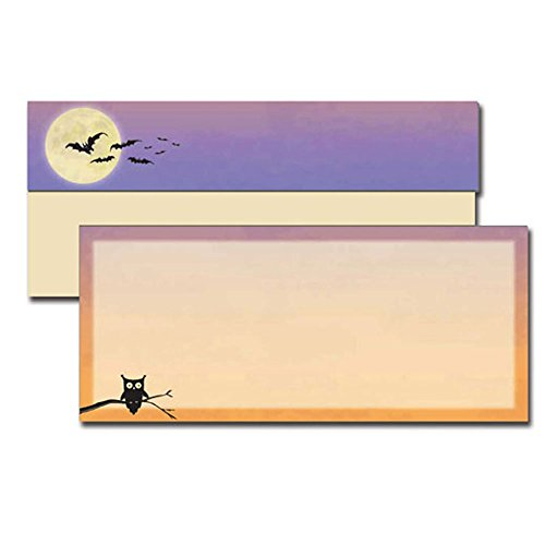 Great Papers! Halloween Who #10 Coordinating Envelope, 40 count, 9.5