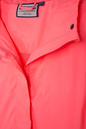 Donna Cappotto Campeggio Torrent Tasche Rosa Mountain Da Nastrate Completamente Giacca Con Warehouse Cuciture 2 Zip Leggero Viaggi Impermeabile xwqCatYHnC