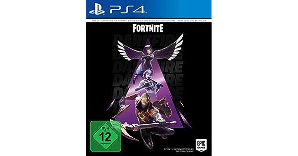 Fortnite Schattenfeuer Paket - PlayStation 4 [Importación alemana]: Amazon.es: Videojuegos