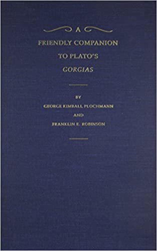 plato gorgias analysis