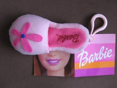 Barbie CLIP ON w SLIPPER Shape ZIPPER PULL