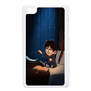[QiongMai Phone Case] FOR IPod Touch 4th -Harry Potter Pattern-Case 4
