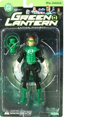 Green Lantern Series 1: Hal Jordan Action Figure
