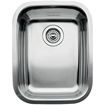 Blanco 510 879 Supreme 3 4 Single Bowl Kitchen Sink Satin