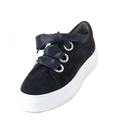 Swe Kennel pearl 21190 cordones Schmenger de Schuhmanufaktur 688 mujer Zapatos para und ocean qf7WgqrS