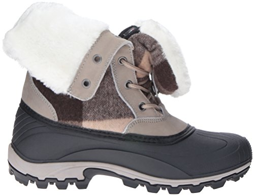 Taupe Kamik Dames Winter Schoenen Harper