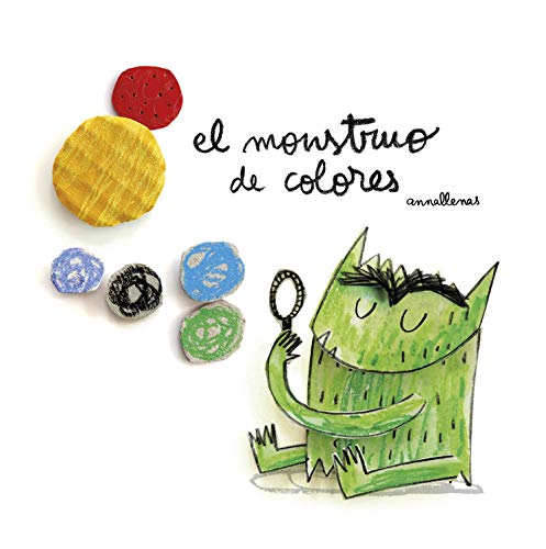 El monstruo de colores (edicion album ilustrado, no version pop-up) (Cuentos (flamboyant))