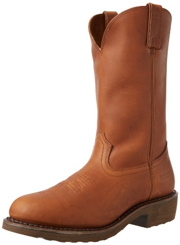 Durango Men's Farm and Ranch Plow 27602 Western Boot,Plow Tan,9.5 W US by Durango
