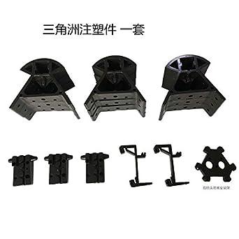 HEASEN DIY Delta Kossel Impresora 3D ABS Inyección Kit de ...